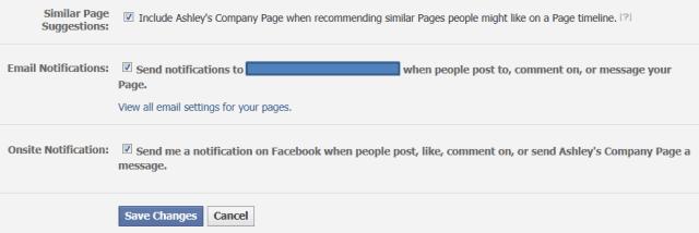 Facebook Step 9