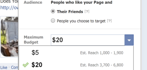 Facebook Promoted Posts: The Whys and the Whens