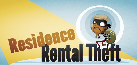 Residence Rental Theft