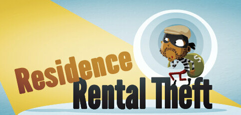 Residence Rental Theft