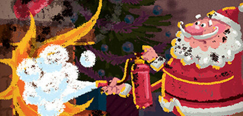 How to Insure Santa Claus